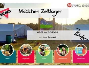 Homagepage Flyer MäZela